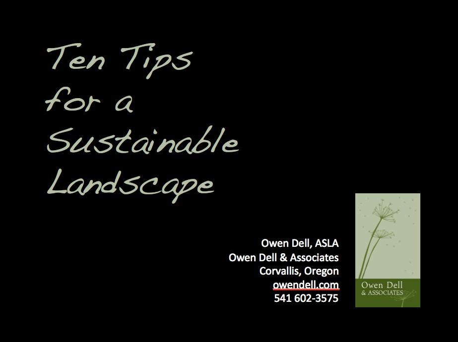 Ten Tips Slide
